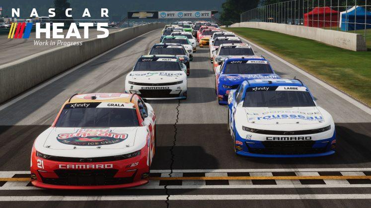NASCAR Heat 5 Road America 2