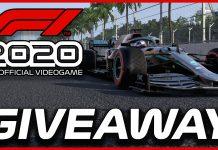 F1 2020 Giveaway