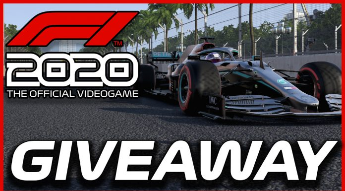 F1 2020 Giveaway