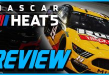 NASCAR Heat 5 Review