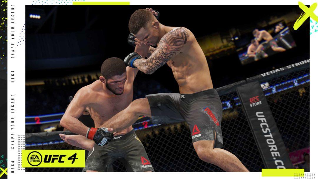 UFC 4 ratings