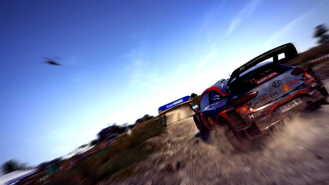 WRC 9 Hands-on Preview