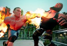 WWE 2K Battlegrounds Features