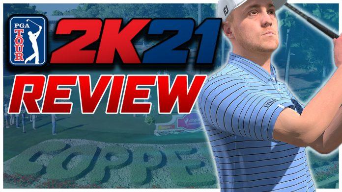 PGA Tour 2K21 Review