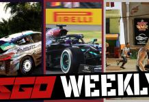 WRC 9 F1 2020 SGO Weekly