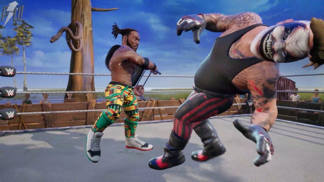 WWE 2K Battlegrounds