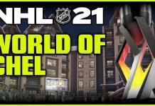 NHL 21 World of Chel