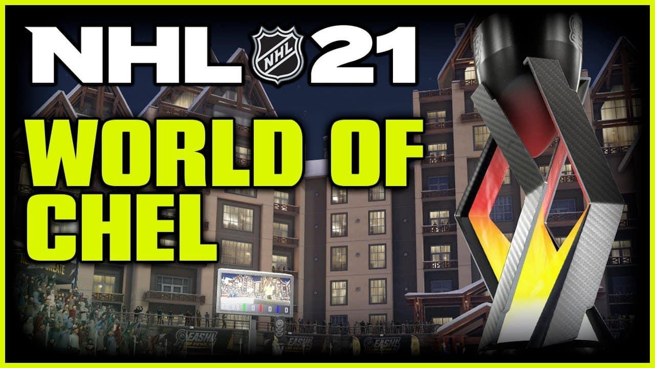 NHL 21 World of Chel