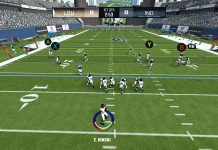 Axis Football 2020 Gameplay Trailer