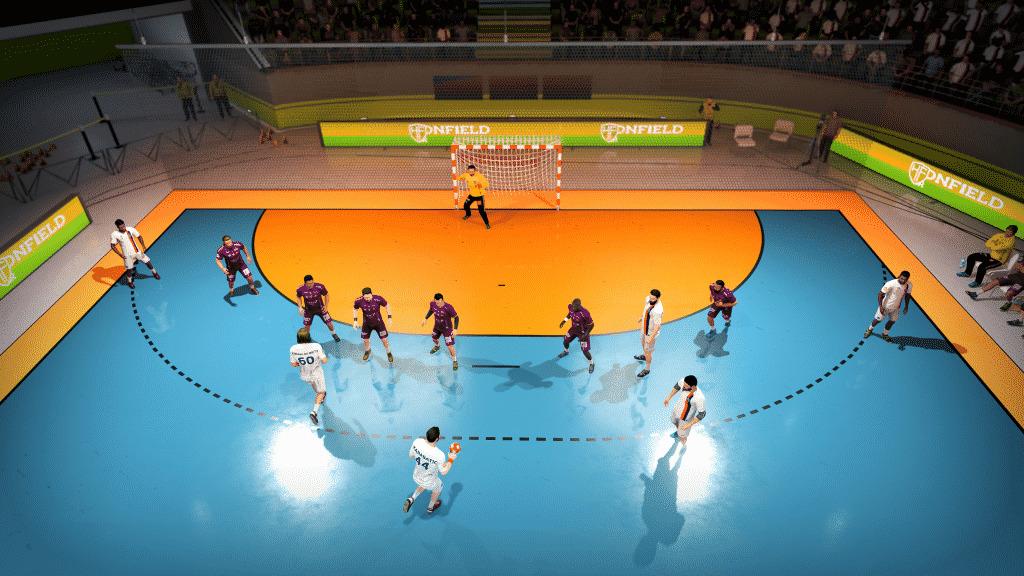 Handball 21 SGO Weekly DIRT 5