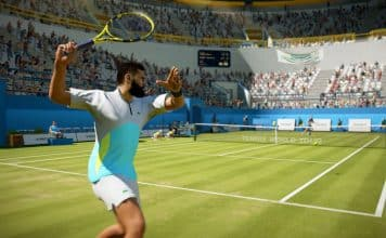 Tennis World Tour 2 Review