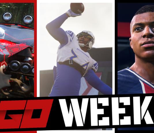 Madden NFL 21 FIFA 21 SGO Weekly