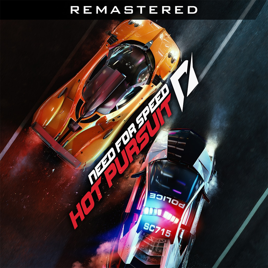 Need for Speed Hot Pursuit Remastered box art