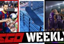 PES 2021 FM21 SGO Weekly