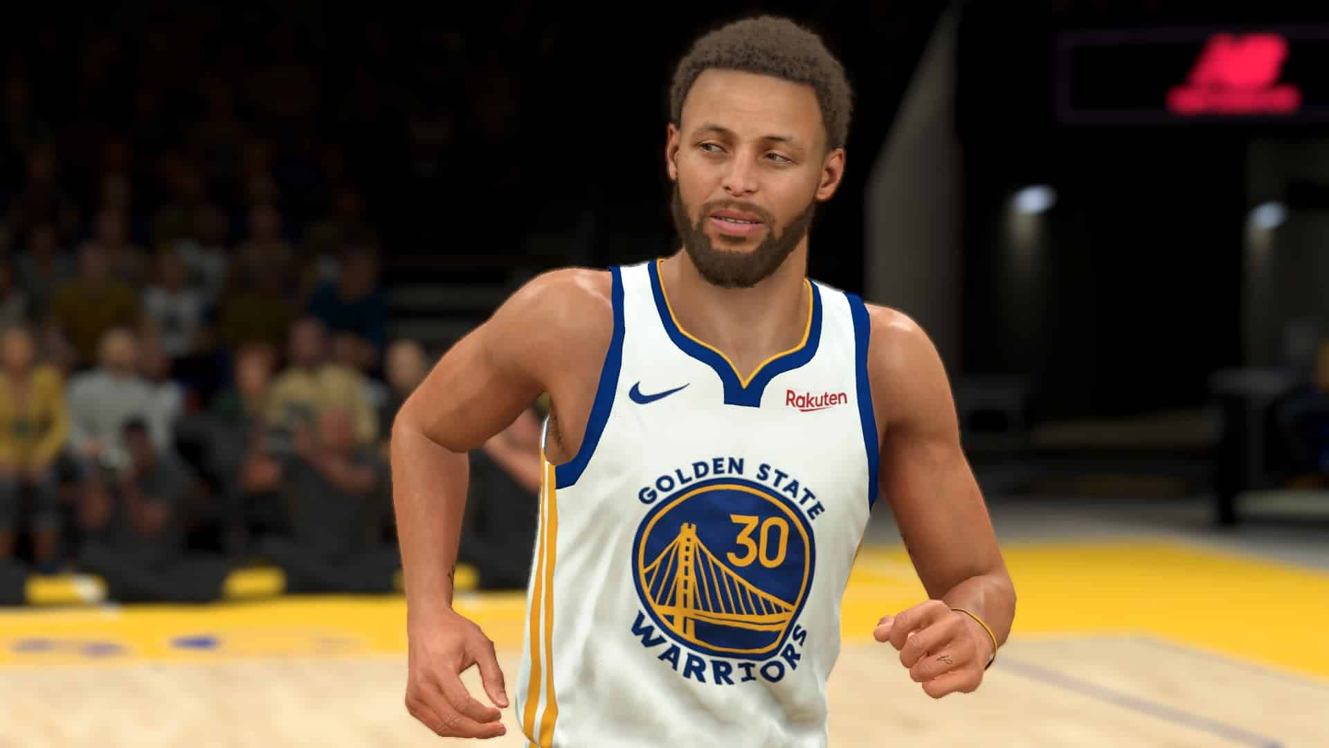 NBA Patch Updates 3 Steph Curry
