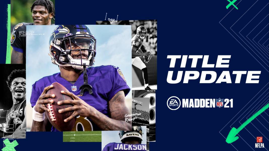 Madden 21 December Title Update