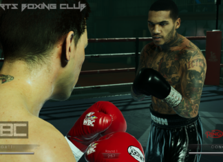 eSports Boxing Club
