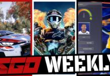 WRC 9 SGO Weekly