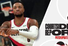 NBA 2K21 Update 4