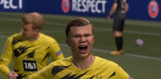 EA Patent FIFA 21