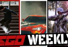 SGO Weekly Skater XL