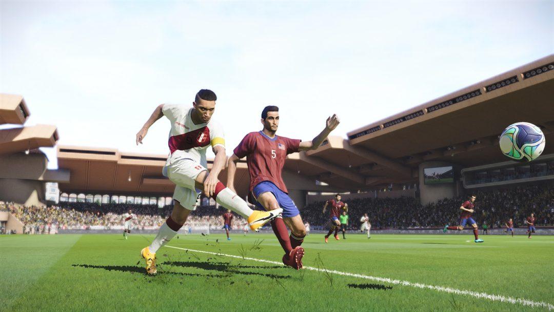 Konami PES 2021 Season Update