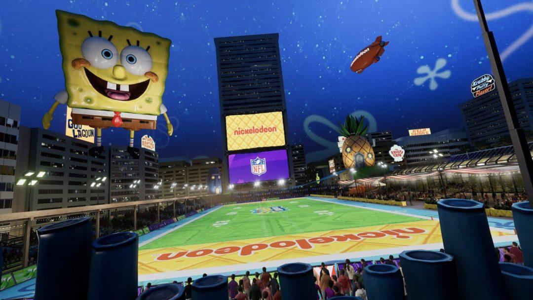 Madden NFL 21 Spongebob