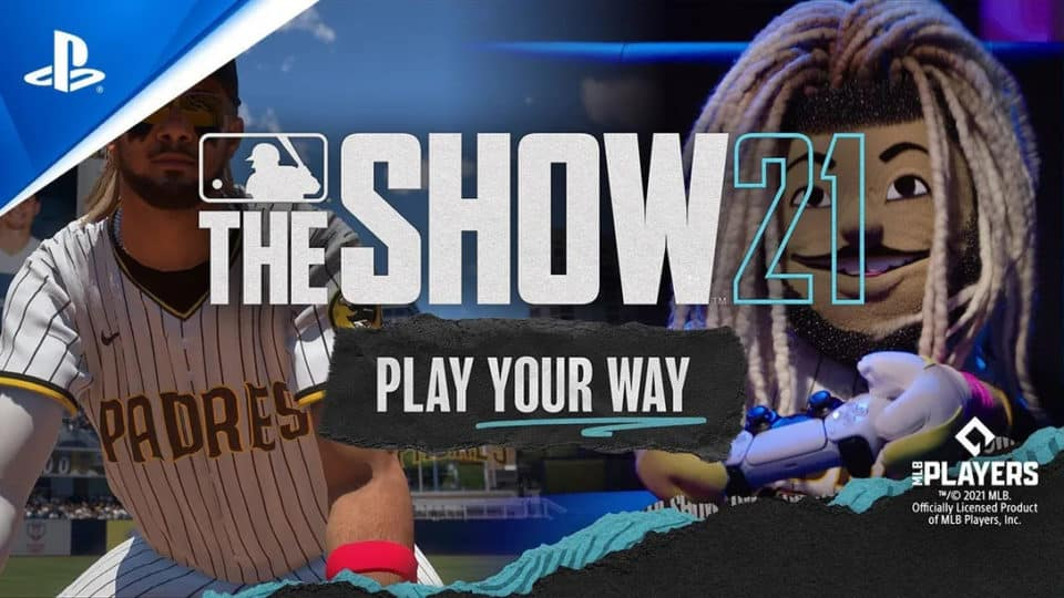 MLB The Show 21 Details