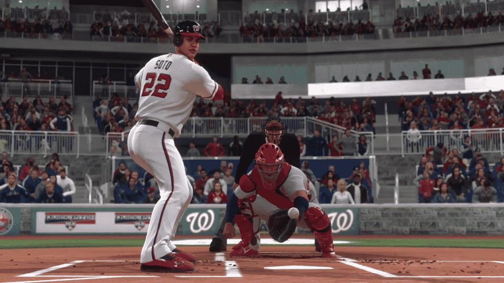 MLB The Show 21 tech test
