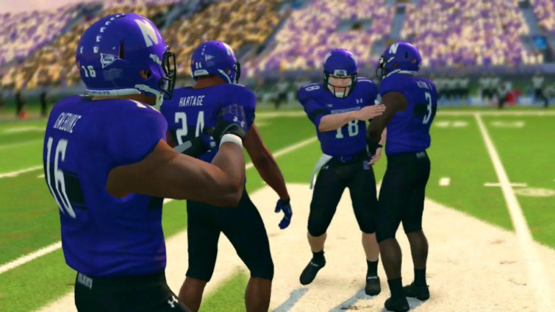 Northwestern EA Sports College Football