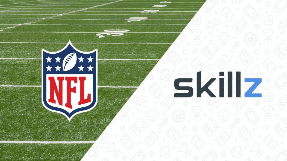 NFL Skillz Partnership
