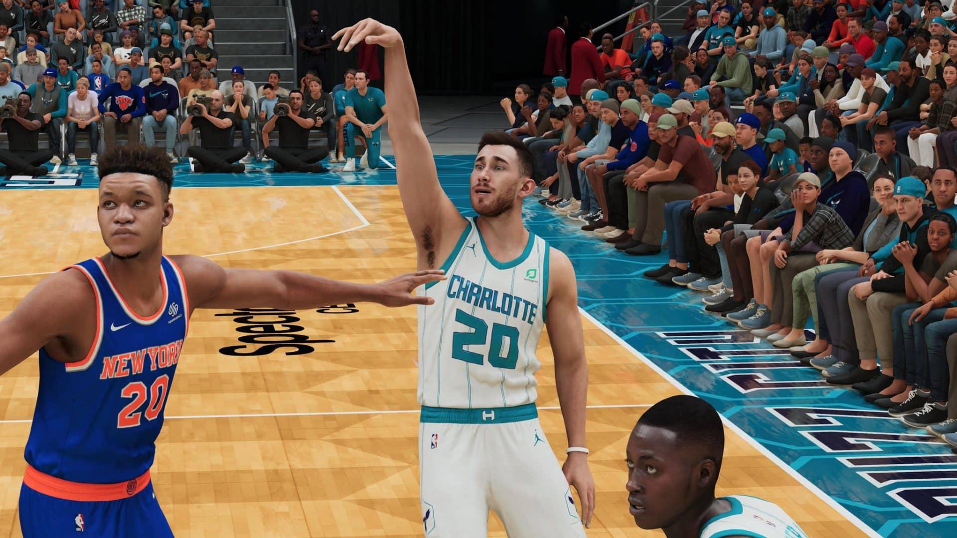 NBA 2K21 Patch