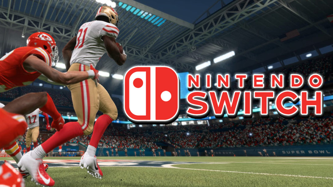 Madden 22 Nintendo Switch