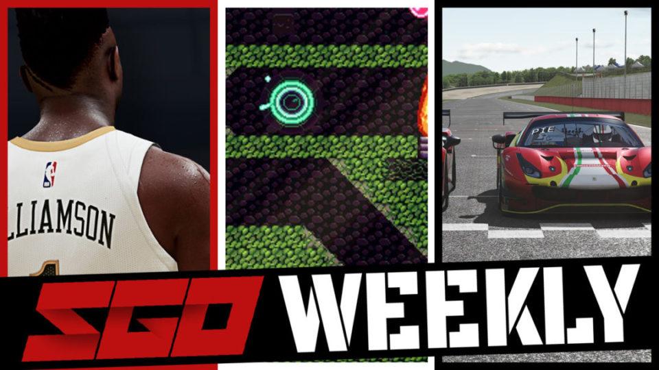 SGO Weekly Ferrari Esports Series