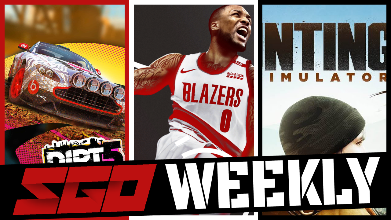 NBA 2K21 SGO Weekly