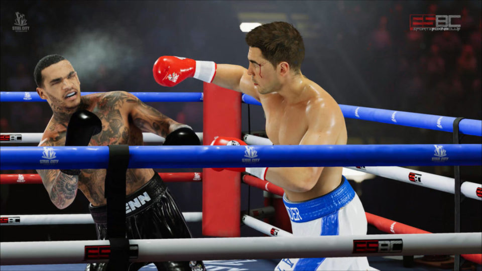eSports Boxing Club DLC