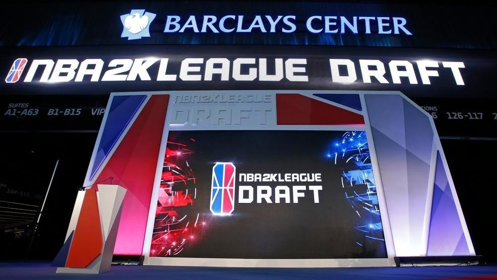 2021 NBA 2K League Draft