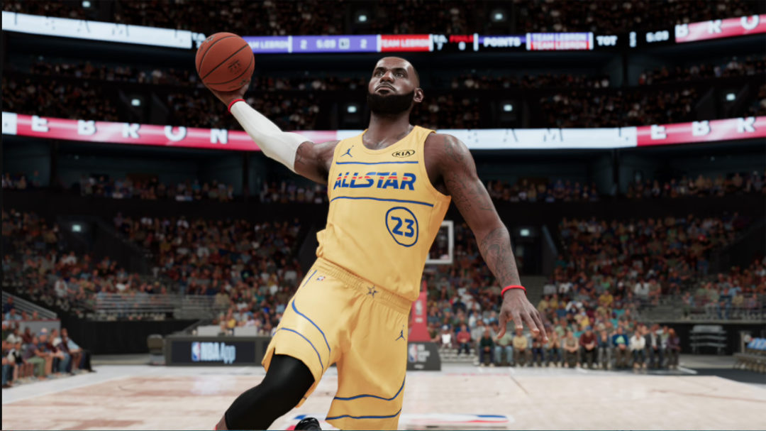 NBA 2K21 Next Gen Update