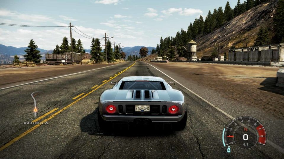 Need For Speed Delayed