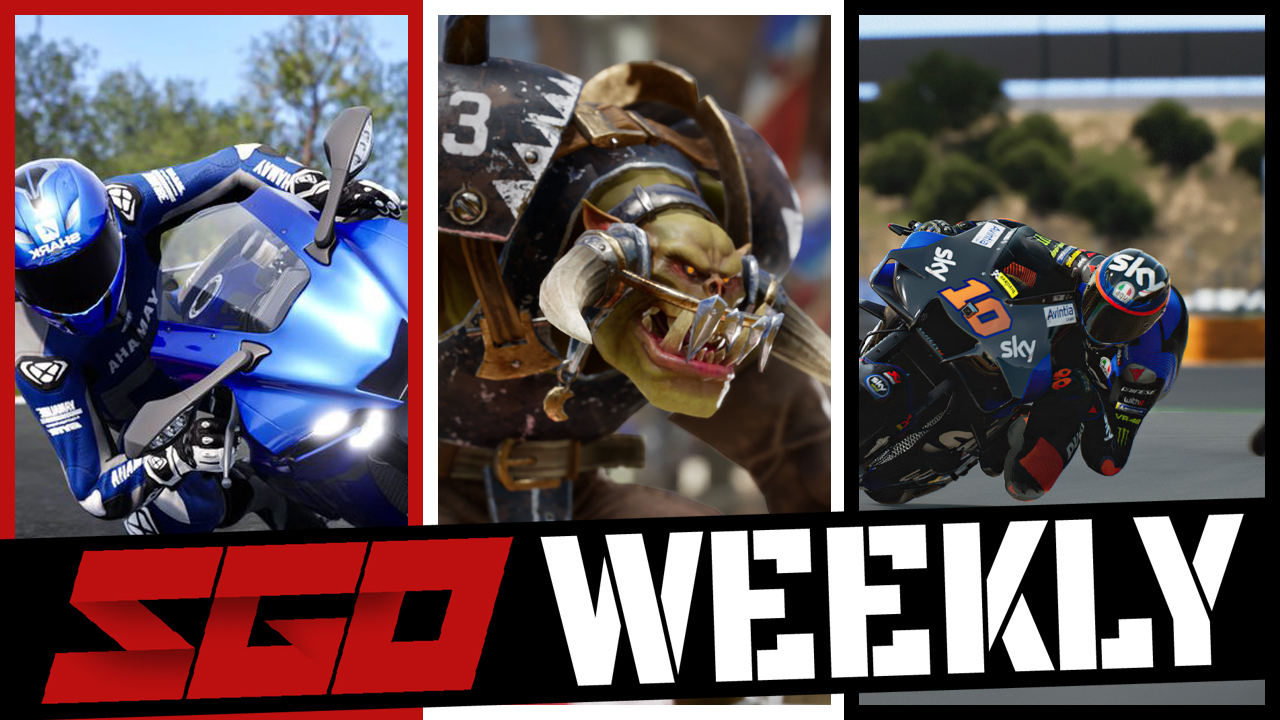 Blood Bowl 3 RIDE 4 SGO Weekly