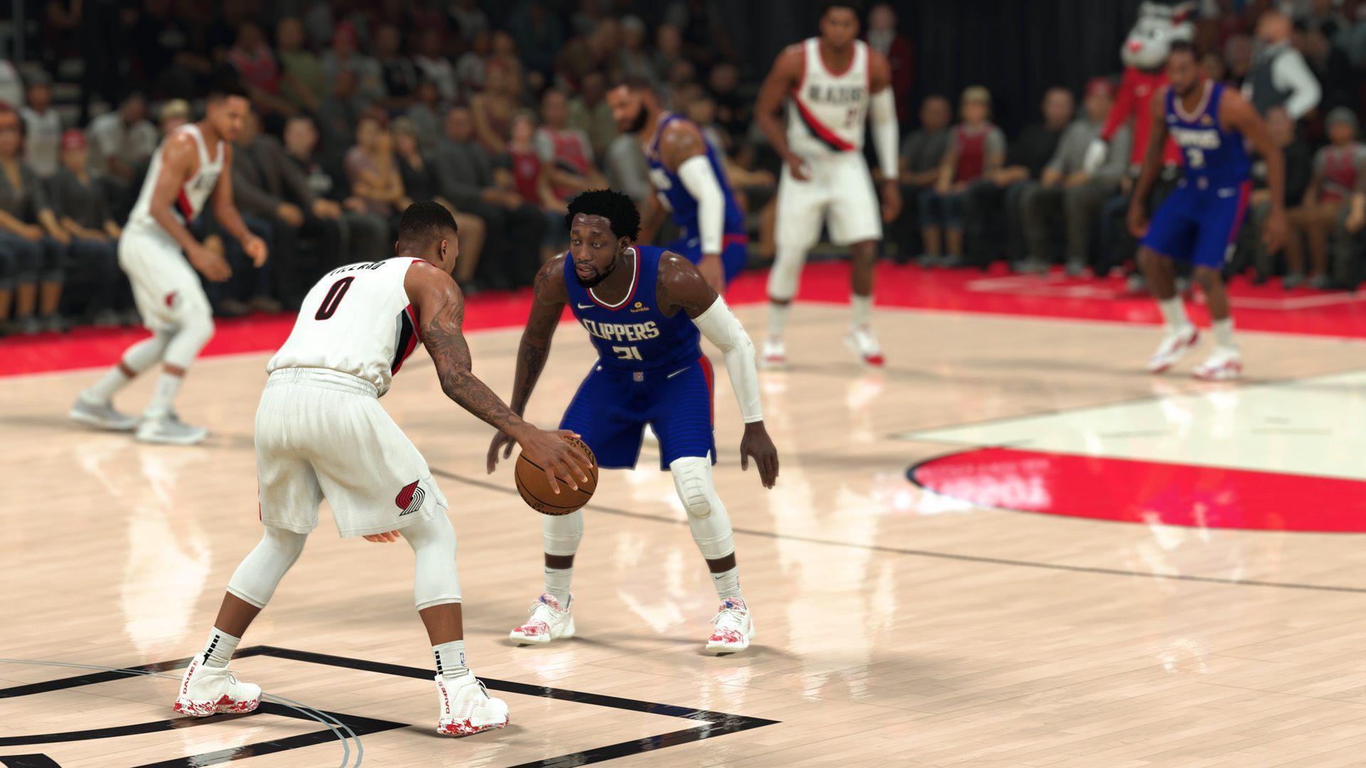 NBA 2K21 Update 7