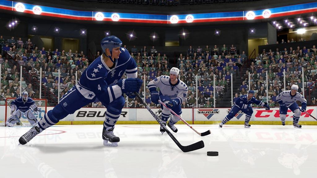 Women in EA Sports NHL 13