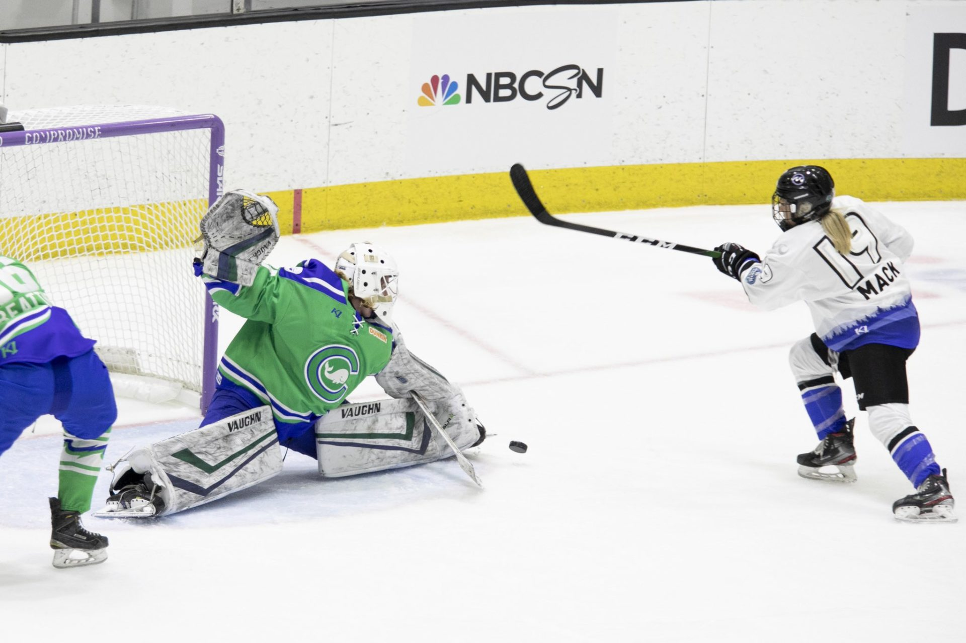 NWHL Women Hockey EA Sports NHL