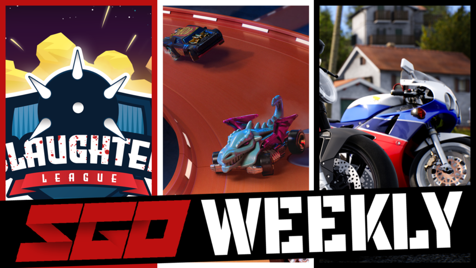 SGO Weekly RIDE 4 F1 2021