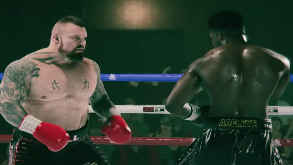 eSports Boxing Club April Update