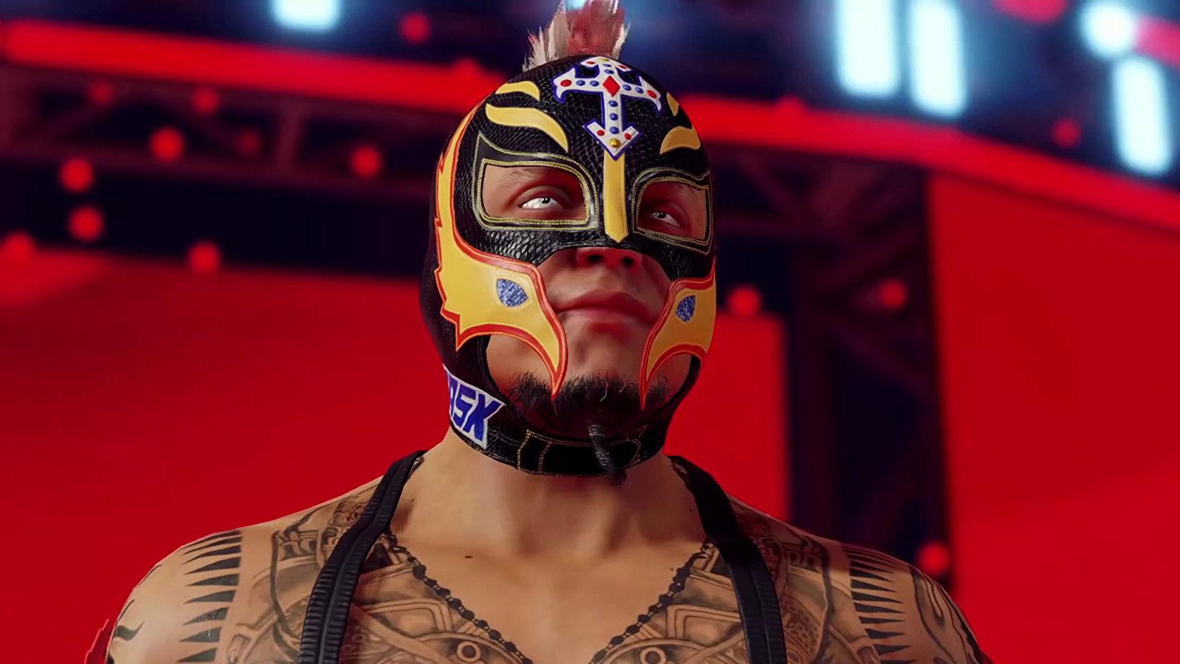 WWE 2K22 Next Gen