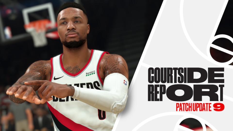 NBA 2K21 Patch 9