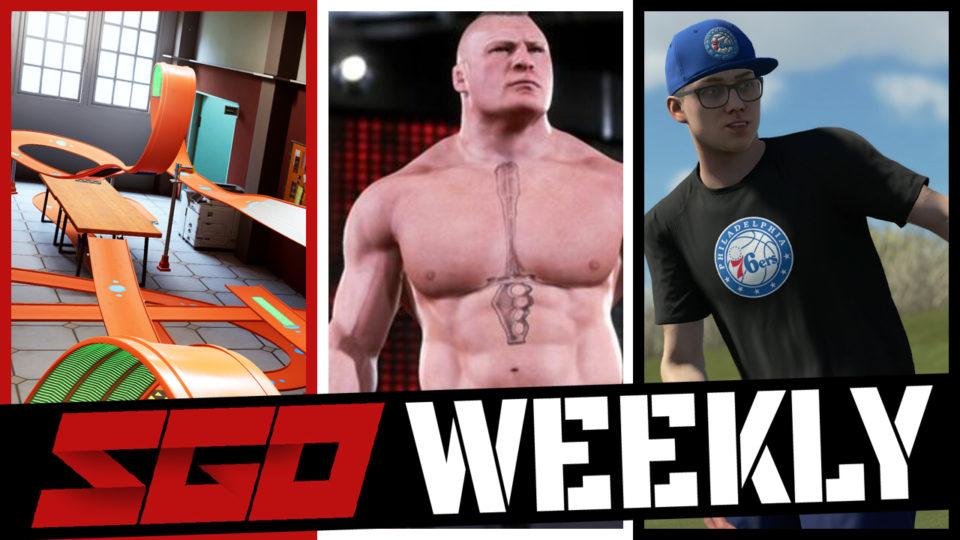 WWE 2K22 SGO Weekly