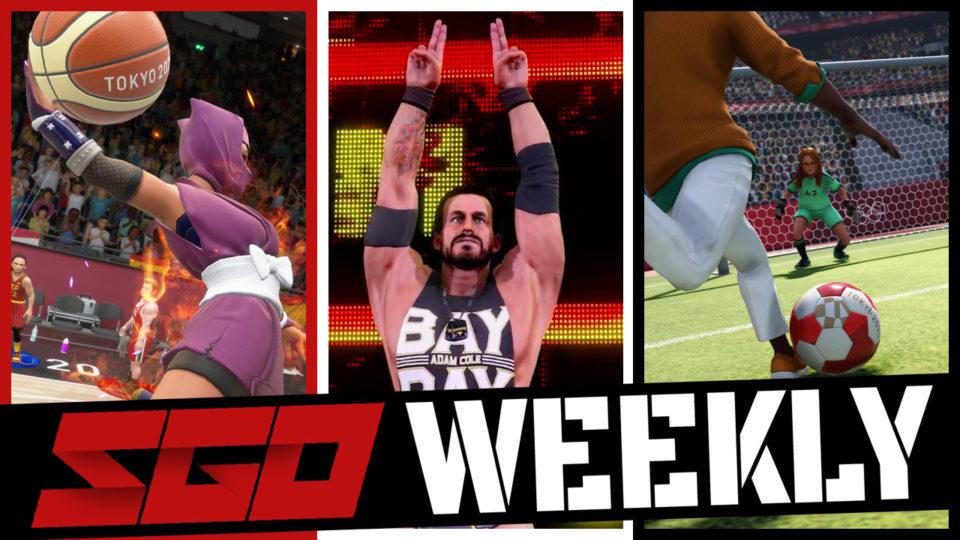 WWE 2K22 Stallion Race SGO Weekly