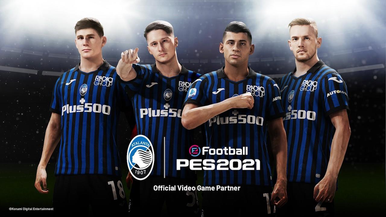 eFootball PES Konami